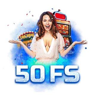 slottica casino 50FS